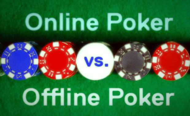 Online and Offline Poker: the Main Differences - Poker Online