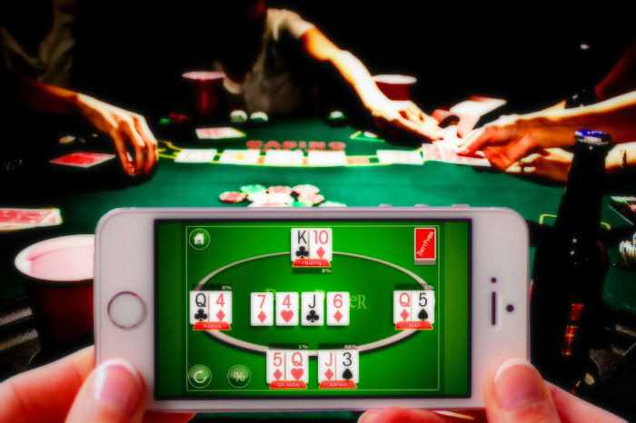 Excellent pastime playing online poker with friends - Poker Online