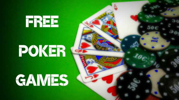 The Best Free Poker Games Sites To Play At Poker Online
