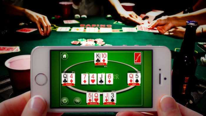 , Poker apps that can be downloaded and used for free at any time