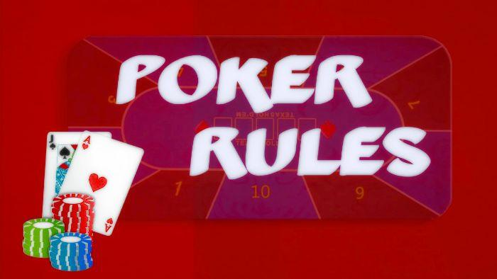 , Poker Rules: Omaha and Texas Hold'em & 3 and 5 Games' Types