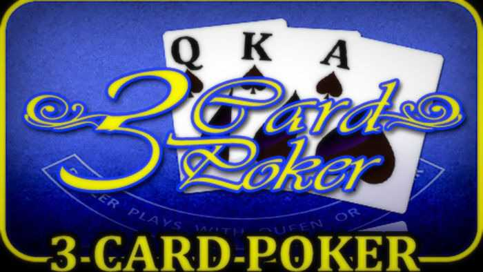 , 3 card Poker is available today for playing on many casino sites