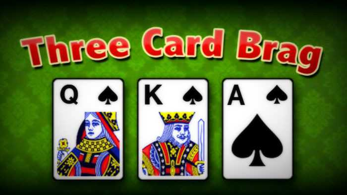 Three Card Brag Rules
